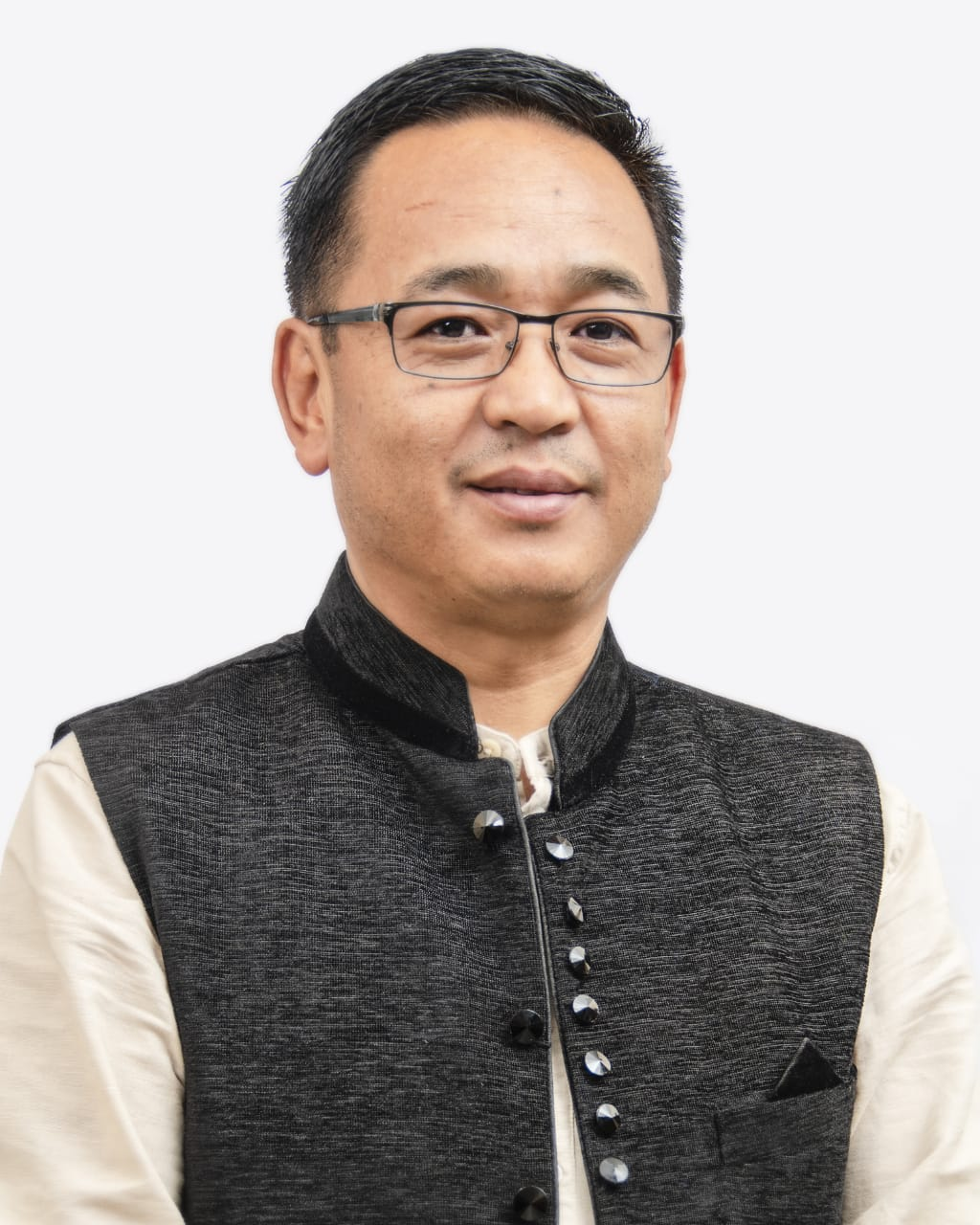 Dop, Chief Minister, Shri P. S.Tamang
